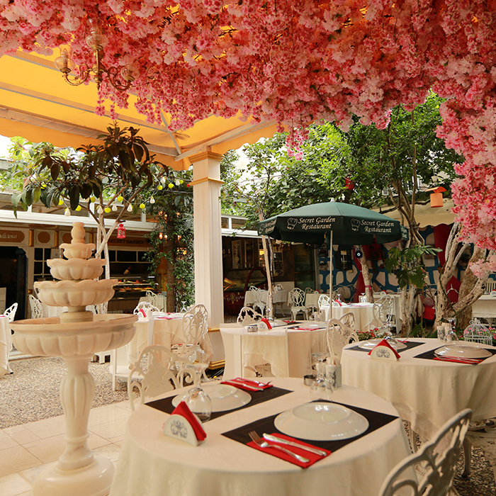 Secret Garden Restoran